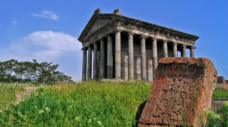 Tempio pagano di Garni