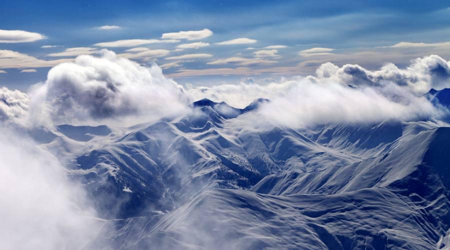 i Monti del Caucaso