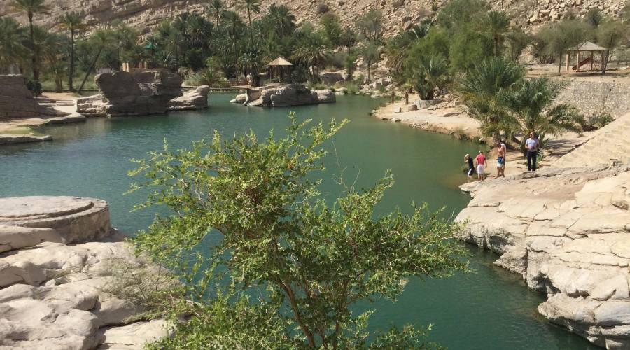 Wadi Bhani Kalid