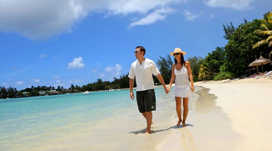 Una passeggiata sulla sabbia bianchissima?