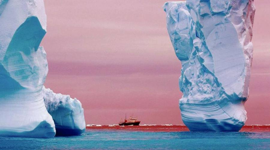 Navigazione tra Iceberg