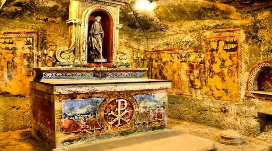 Catacombe di Sant'Agata