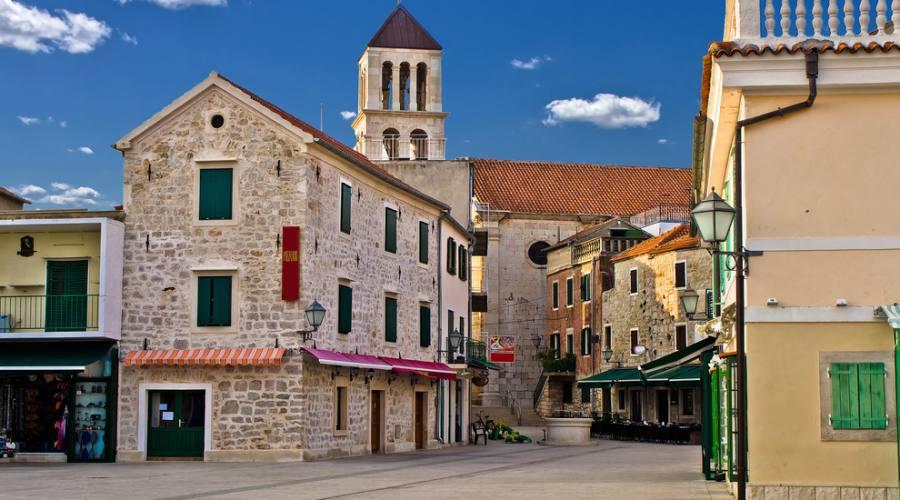 Soggiorno in appartamenti privati a vodice parti ora per for Soggiorno in croazia