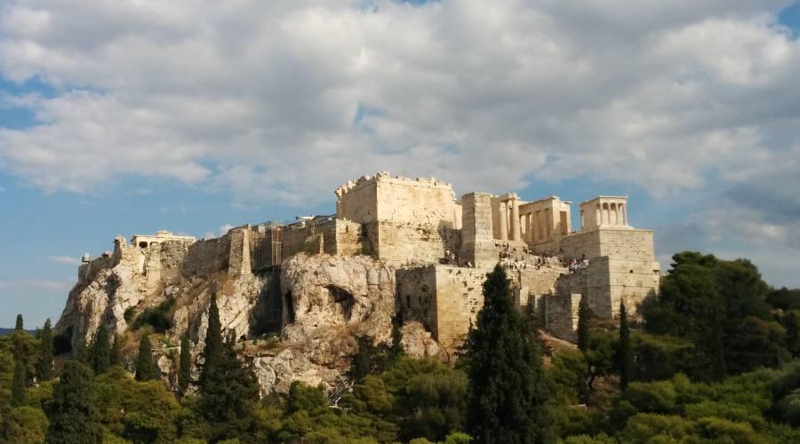 Vista Acropoli