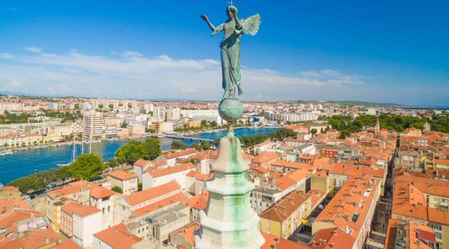 Soggiorno in appartamenti privati a zadar parti ora per for Soggiorno in croazia