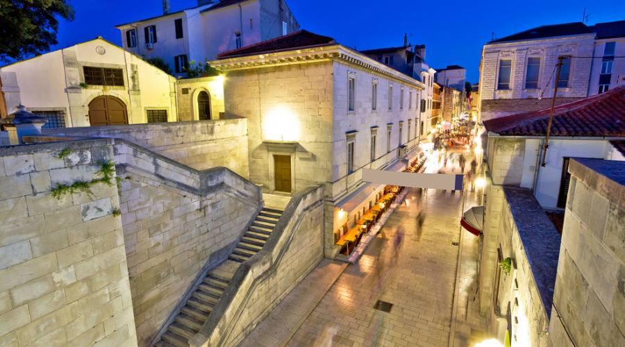 Zadar - centro storico