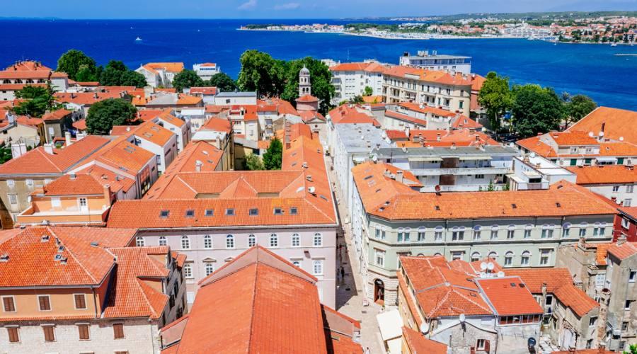 Zadar - panoramica