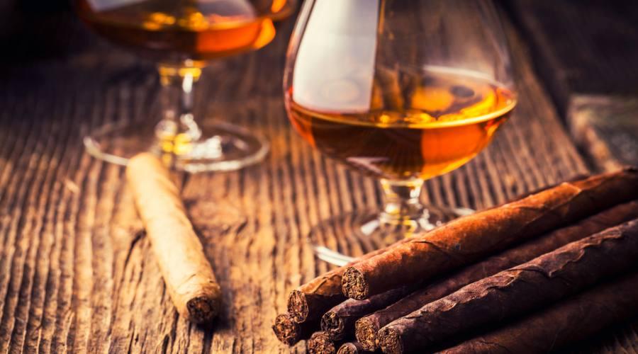 Cigari e Rum