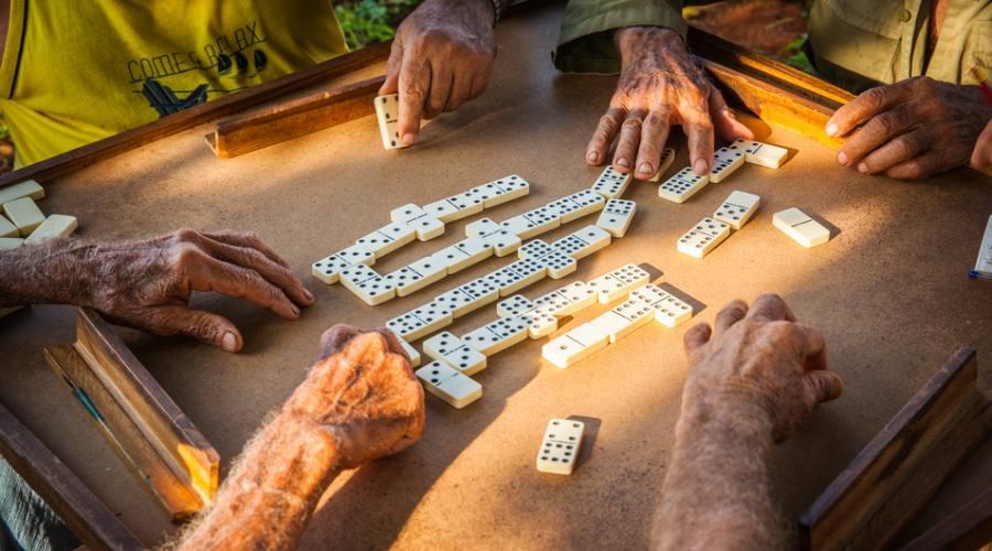 Giocatori di Domino