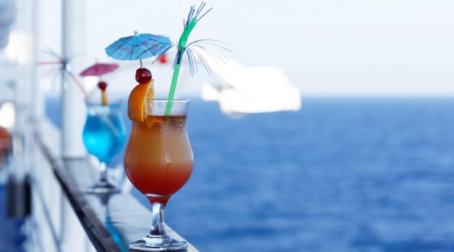 aperitivo sulla nave