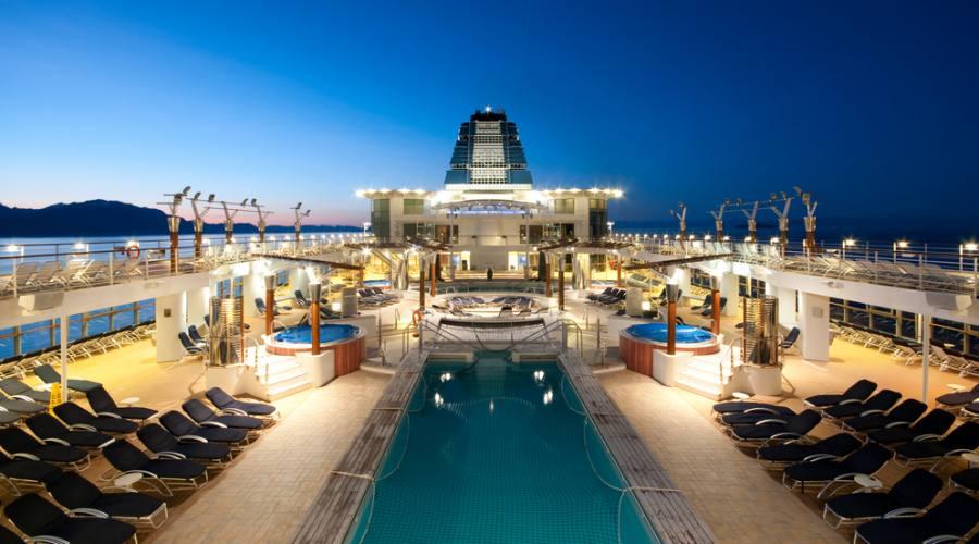 piscina della nave