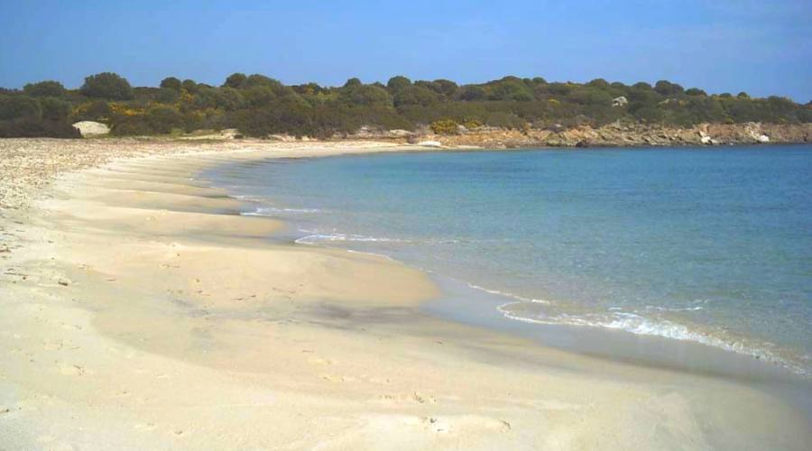 Spiaggia nei dintorni