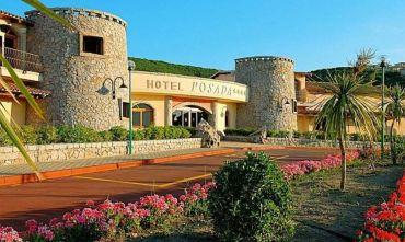 Club Esse Posada Beach Resort  4 stelle con nave inclusa
