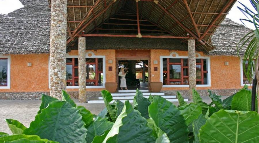 esterno della hall