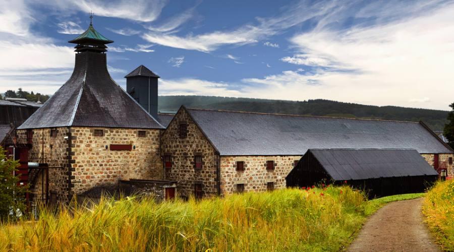 Distilleria scozzese