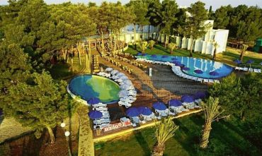 Hotel 4 stelle del complesso Solaris Holiday Resort