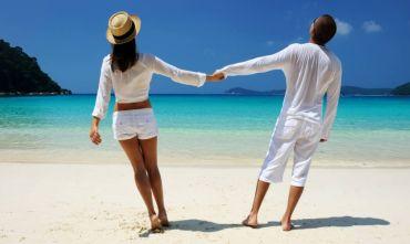 Viaggio di nozze: le acque cristalline di Holiday Island