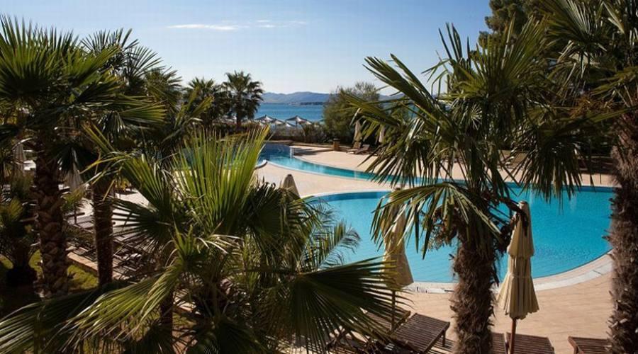 Soggiorno in hotel 4 stelle del complesso solaris holiday for Soggiorno in croazia