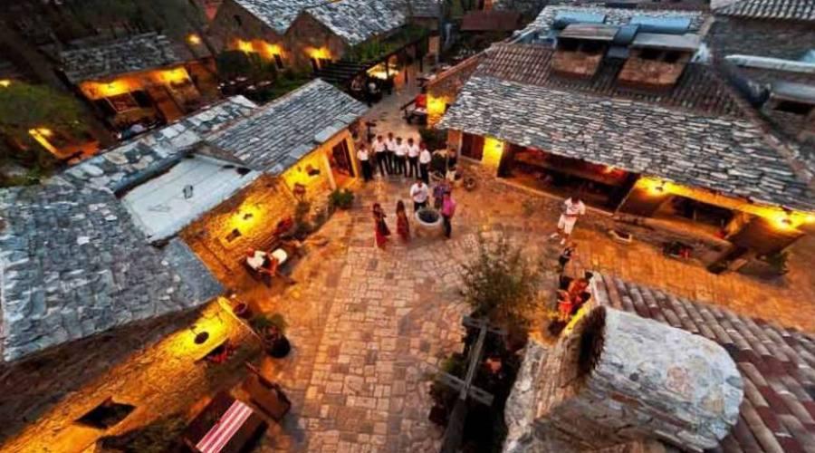 Il villaggio dalmata