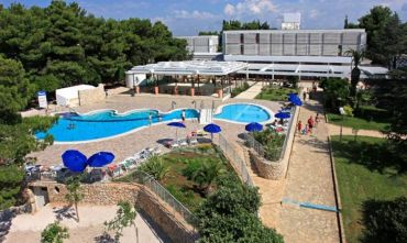 Hotels 4 stelle del complesso Solaris Holiday Resort