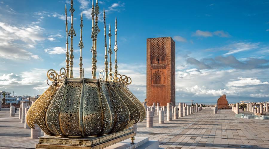 Rabat - Torre Hassan