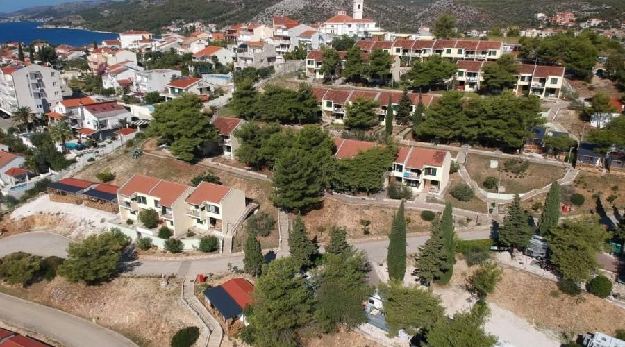 Panoramica sugli appartamenti