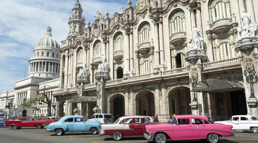 Avana, auto d'epoca