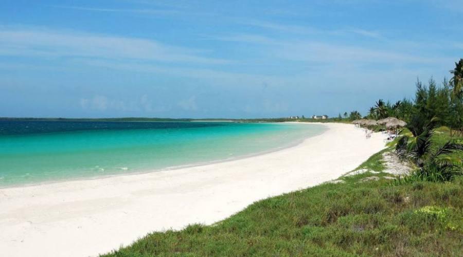 Cayo Ensenachos, la spiaggia