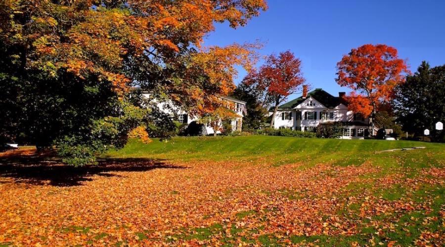 I colori del New England