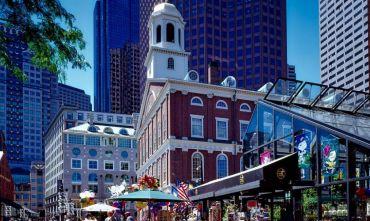 America in libertà: Esplorando il New England