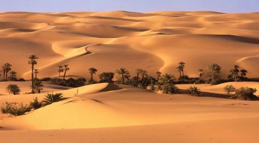 Merzouga - Dune