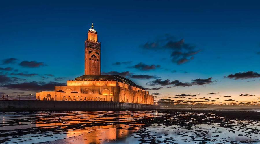 Casablanca - Moschea Hassan II