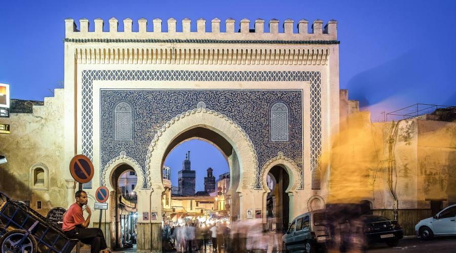 Fez - Bab Boujloud