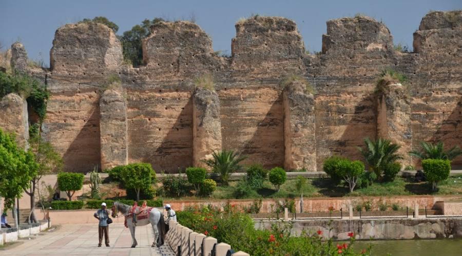 Mura a Meknes