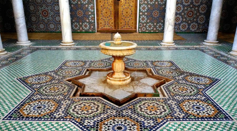 Meknes - Zelij Moulay Ismail