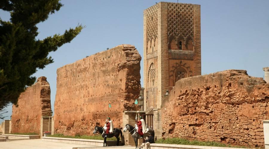 Rabat - Moschea Hassan