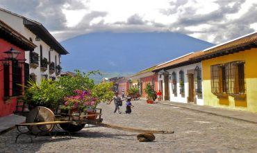 Tour Guidato: Guatemala, Honduras, Belize (e mare)