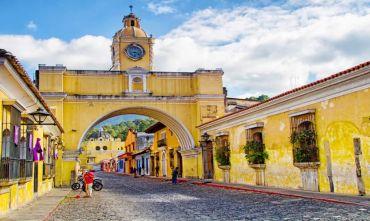 Tour Guidato: Guatemala Caraibico