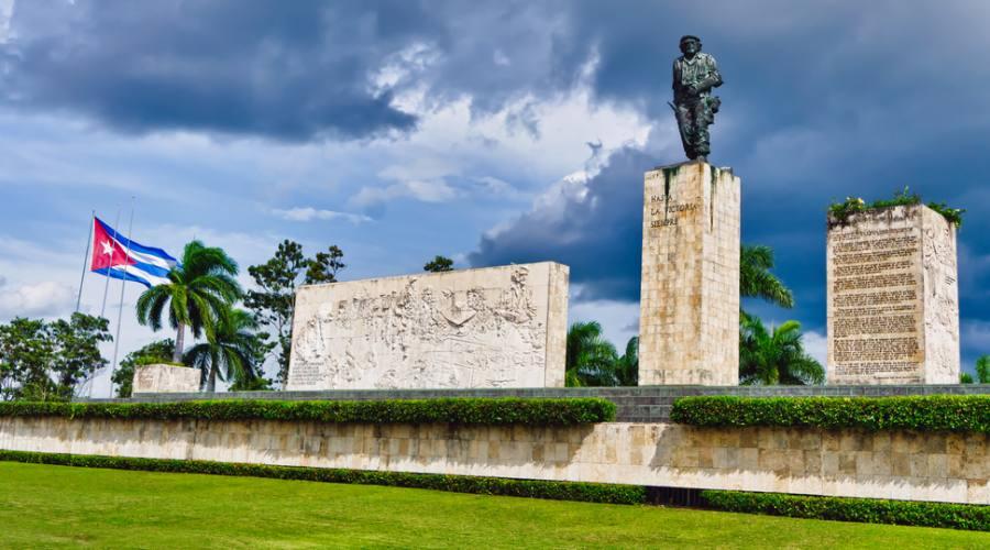Santa Clara Mausoleo di Che Guevara