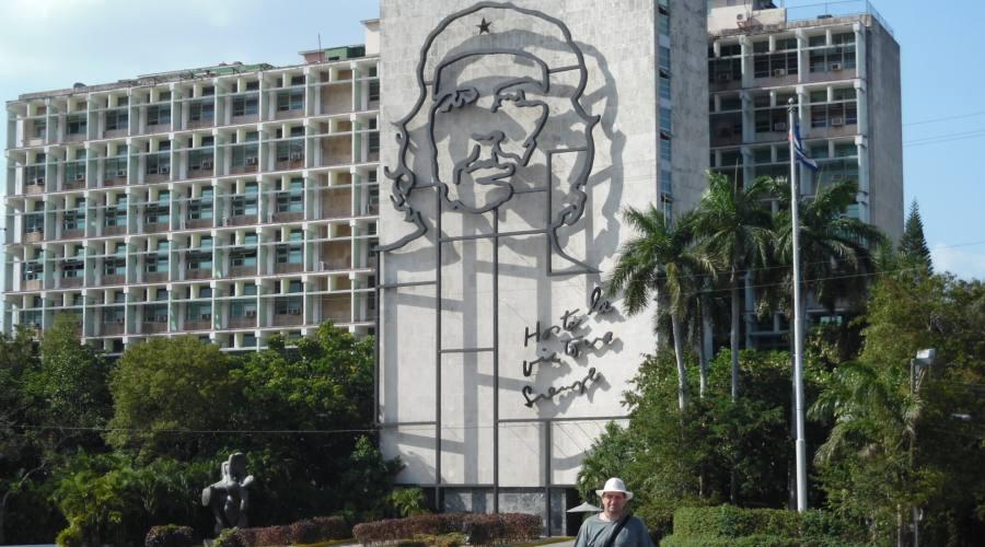 Avana Plaza de la Revolucion