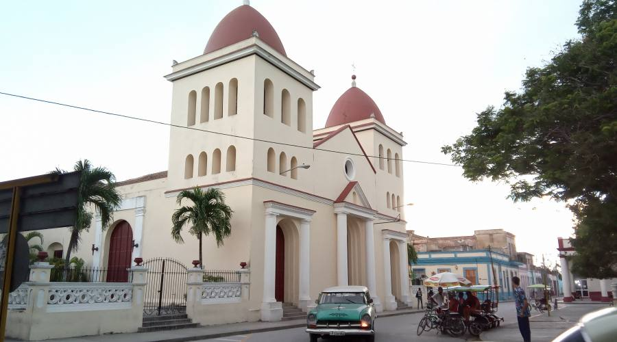 Holguin, Cattedrale