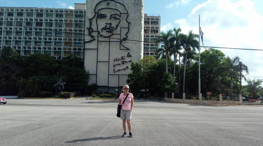 L'Havana, Plaza de la Revolucion