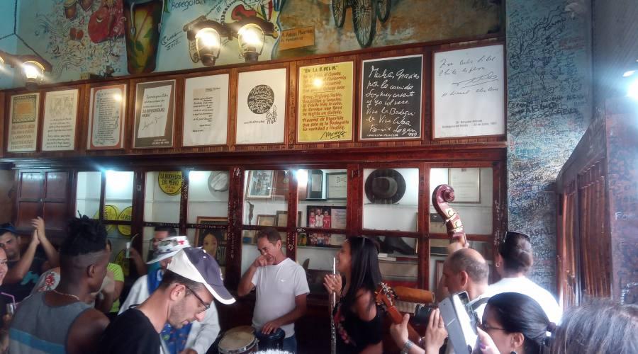 L'Havana, La Bodeguita del Medio