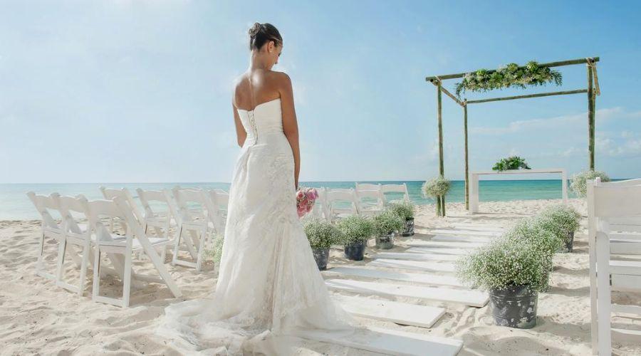Gran Oasis Tulum: Matrimonio