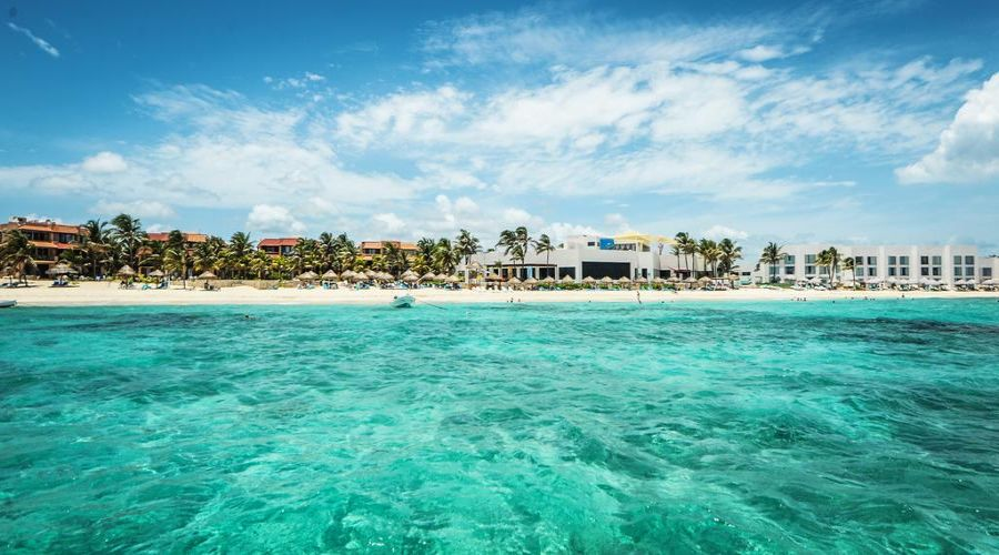 Gran Oasis Tulum: Mar dei Caraibi