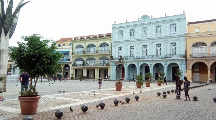 L'Havana Plaza Vieja