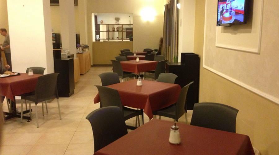 Bay View Hotel: Bar