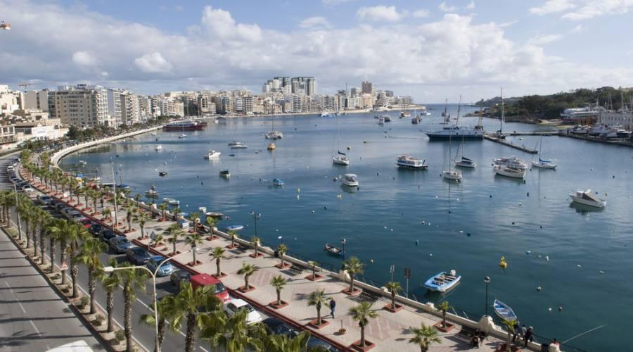 Bay View Hotel: Vista Panoramica dalle Camere
