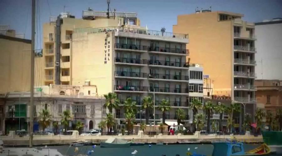 Bay View Hotel: Esterno