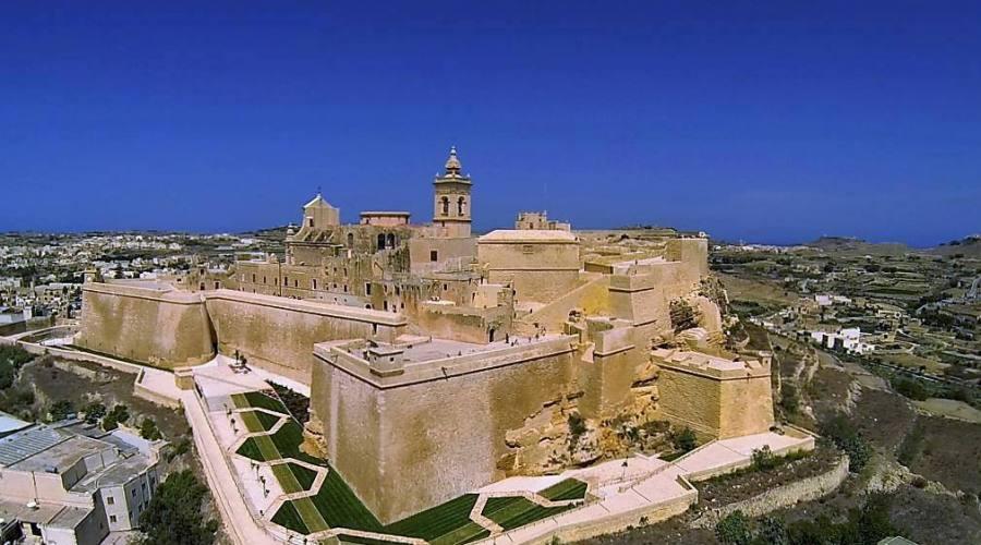 Gozo: La Cittadella di Victoria